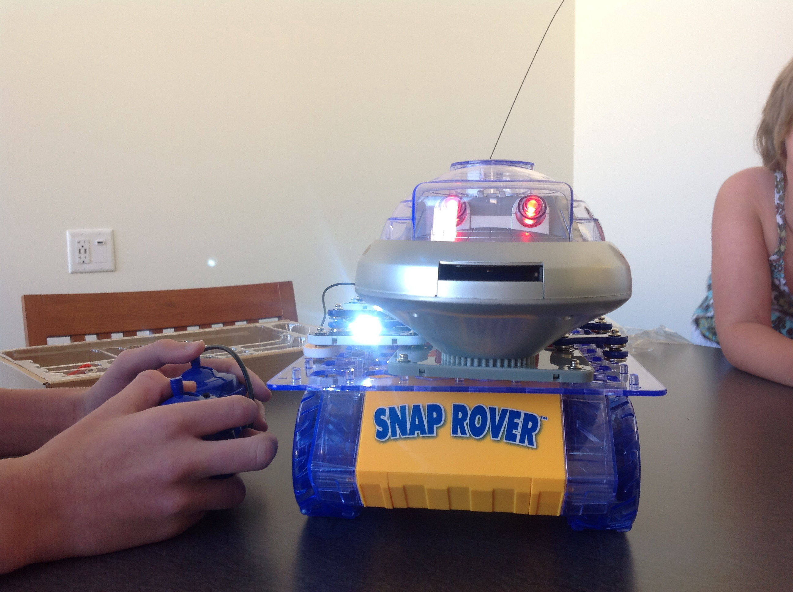 Review Rc Snap Rover Circuits
